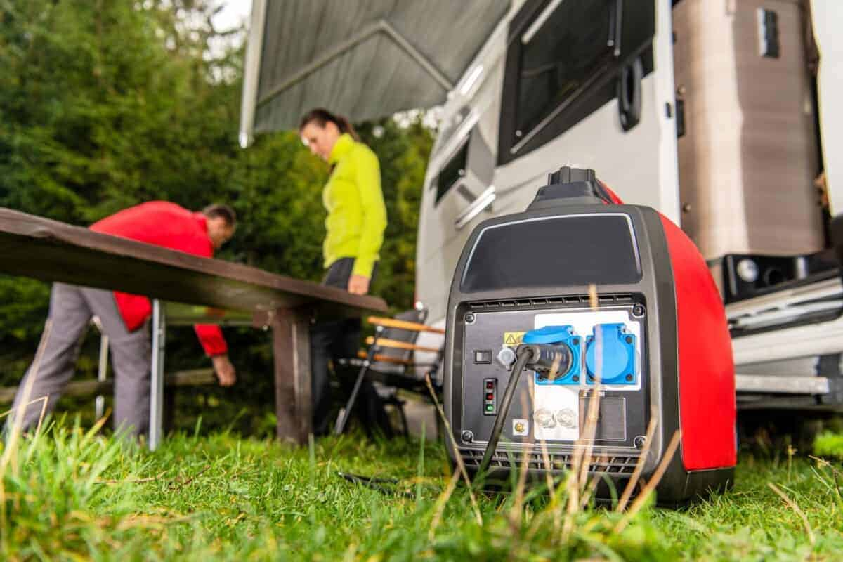 What is the Best Generator for 50 Amp RV?